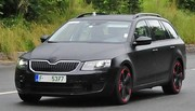 "Skoda Octavia RS ""Plus"" : Monsieur Plus !"