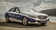 Mercedes Classe E hybride, 2000 km avec un plein