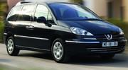 Peugeot : la fin des 807 et 207+
