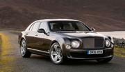 Vers une Bentley Mulsanne plus puissante ?