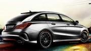 Mercedes CLA : version Shooting Brake officiellement confirmée !