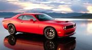 Dodge Challenger SRT Hellcat : 717 ch