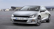 Volkswagen Scirocco restylé : les tarifs