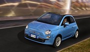 Fiat met la 500 cabriolet au prix de la 500 !