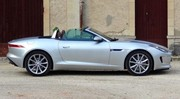 Essai Jaguar F-Type S Cabriolet: Du calme, Minou!