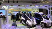 Toyota i-Road à Grenoble, une alternative au bus à partir du mois d'octobre