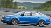 Skoda devrait offrir 280 ch à l'Octavia RS