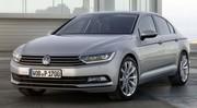 Nouvelle Volkswagen Passat 2014 : découvrir les photos, infos et vidéo officielles