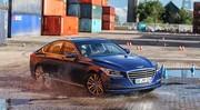 Essai Hyundai Genesis : une arrivée en grandes pompes