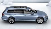 Volkswagen Passat B8: Business Class