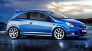 Opel : la nouvelle Corsa OPC en 2015