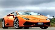 Essai Lamborghini Huracán LP610-4 même processeur, nouvelle interface