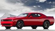Muscle Car : finalement 707 chevaux pour la Dodge Challenger Hellcat !