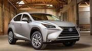 Lexus NX : les tarifs révélés