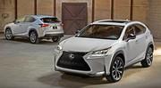 Lexus NX : Gamme et tarifs, à partir de 39 950 €
