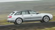 Le nouveau TDI 190 à l'essai sur l'Audi A6 Avant