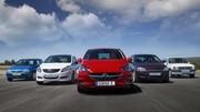 Nouvelle Opel Corsa 5 2014 elle entre dans la 5ème dimension