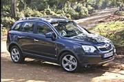 Essai Opel Antara 2.0 CDTI 150 : Un Blitz de loisirs