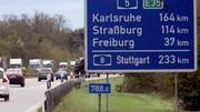 L'Allemagne veut instaurer une vignette pour les automobilistes étrangers