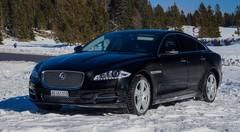 Essai Jaguar XJ 3.0 V6 S/C AWD : Jaguar des neiges