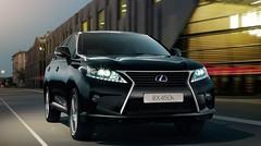 Lexus fête ses 25 ans avec un RX en série limitée