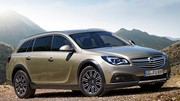 Opel décline l'Insignia Country Tourer en 2 roues motrices