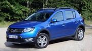 Essai Dacia Sandero Stepway : best seller