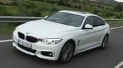 Essai BMW Série 4 Gran Coupé (2014) : Une Série 3 avec panache
