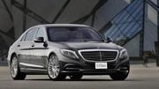 Mercedes : la S500 Plug-In Hybrid encore plus efficiente que prévu