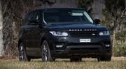 Essai Range Rover Sport V6 3.0 S/C : Raffinement et sportivité