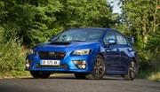 Essau Subaru WRX STI (2014 - ) : La dernière chance