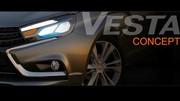 Lada Vesta Concept : une nouvelle berline pour 2015
