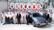 Audi : 6 millions de quattro produites