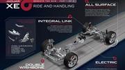 Nouvelle Jaguar XE: rendez-vous le 8 septembre
