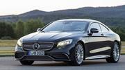 Mercedes S65 AMG Coupé : 630 ch dans le plus grand confort