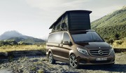 Mercedes Marco Polo : le Classe V façon camping-car
