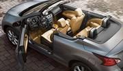 Le Nissan Murano CrossCabriolet tire sa révérence