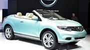 Nissan Murano CrossCabriolet : fin de commercialisation