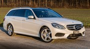 Essai Mercedes-Benz E350 Break Bluetec 4Matic : Le supertanker