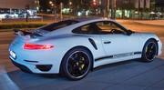 Porsche 911 Turbo S Exclusive GB Edition : pour fêter les 40 ans de la Turbo