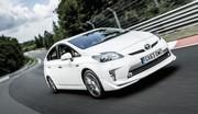 La Toyota Prius Plug-in bat un record sur le Nürburgring