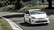 L'échec de la Prius rechargeable au Nurburgring