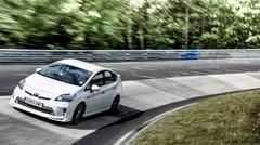 Ring Folies : la Toyota Prius Plug-in bat un record