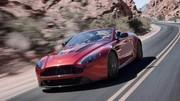 Aston Martin Vantage V12 S, voilà la version roadster