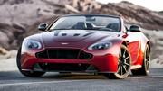 Aston Martin V12 Vantage S Roadster 2014 : le jubilé aux 573 chevaux