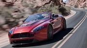 Aston Martin décapote sa V12 Vantage S et devient Roadster