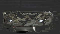 Lamborghini Huracan Super Trofeo 2015 : première photo