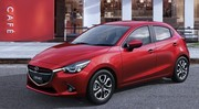 La Mazda 2 fidèle au concept Hazumi