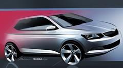 Nouvelle Skoda Fabia 2014 : un design plus dynamique