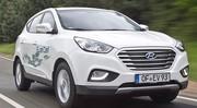 Plus de 700 km d'autonomie en Hyundai à hydrogène